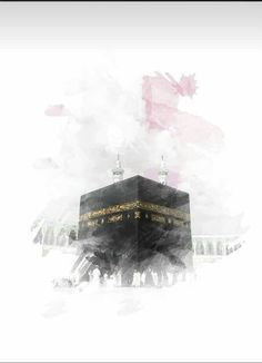 Logo And Identity, Identity Design, Mecca Wallpaper, Islamic Wallpaper, Wallpaper Backgrounds, Wallpaper Lockscreen, Illustrations Poster, Illustration Sketches, Art Sketches