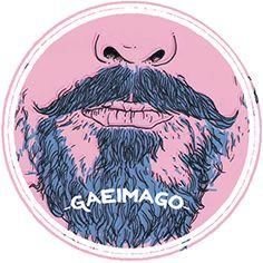 Consultate il mio profilo su @Behance: https://www.behance.net/gaeimago
