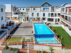 Azure 216 - This newly build apartment is located along the beautiful shores of Big Bay. 200 metres from the apartment you find the beach with a stunning postcard view of Table Mountain and Lion's Head. The Eden ... #weekendgetaways #bloubergstrand #capemetropole,blaauwberg #southafrica