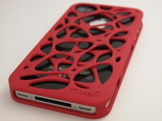 Iphone 4 / 4s case - Cell 2 -Customized by shengchiehchang on Shapeways, the 3D printing marketplace