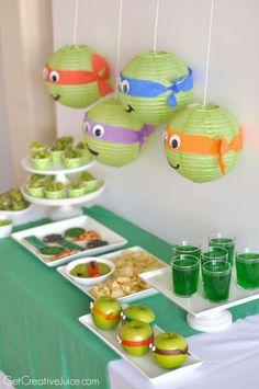 Turtle Lanterns