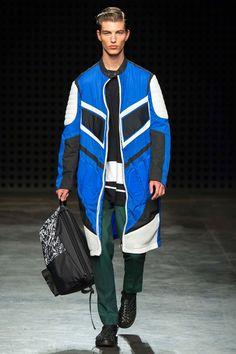 Casely Halford – lcm Spring Summer 2016 Primavera Verano #Menswear #Trends #Tendencias #Moda Hombre - London Collections MEN  - F.Y!
