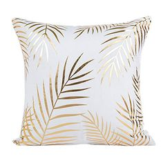 #Pillow #Case #Clearance ♥ #Gold #Foil #Printing #Sofa #Waist #Throw #Cushion #Cover #Home #Decor ❤❤ Material:Polyester ❤❤ Shape:Square ❤❤ Size: 45cm*45cm ❤❤ Type:Pillow #case ❤❤ Package Content: 1 PC #Pillow case(Pillow #case Only, No #Pillow Insert) ❤❤ Suitable Decoration Size - Measures 18 inches square, 45 x 45 cm. Decorate your #sofa, bed, chair, even in your car to adjust the Christmas atmosphere. Also a great gift idea to your family and your