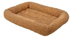 Special Offers - K-9 Keeper Sleeper Crate Pad 37 by 25 Cocoa (Discontinued by Manufacturer) - In stock & Free Shipping. You can save more money! Check It (September 11 2016 at 10:30AM) >> http://dogcollarusa.net/k-9-keeper-sleeper-crate-pad-37-by-25-cocoa-discontinued-by-manufacturer/