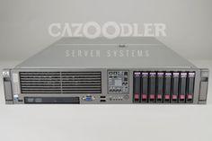 HP DL380 G5 2x E5450 Quad-Core Xeon 3.0GHz / 64GB / 8x 300Gb SAS / VMware Ready - http://electronics.goshoppins.com/enterprise-networking-servers/hp-dl380-g5-2x-e5450-quad-core-xeon-3-0ghz-64gb-8x-300gb-sas-vmware-ready/