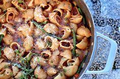 One pot pastagryte One Pot, Ricotta, Sushi, 21st, Salad, Chicken, Ethnic Recipes, Food, Essen