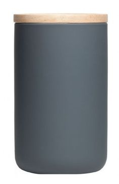 General Eclectic Tall Canister Grey