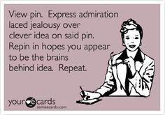 Pinterest truth.