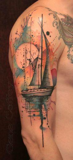 Gene Coffey (from Tattoo Culture)