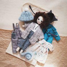 Наборчик уже в пути!)) Весеннего настроения!#lerusha #doll #gift #весна