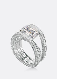 Ring Reine de Naples | Breguet Love love this ring