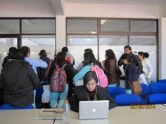 Curso de capacitación Brg-e, alumnos de la Dra. Saray Aranda Romo de Facultad de Estomatología.