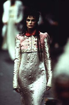 1996-97 - Galliano 4 Givenchy Couture - Meghan
