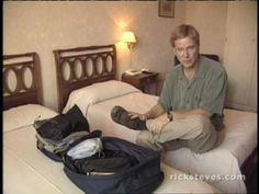 Rick Steves Convertible Carry-On. #travel #tips