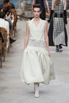 Chanel :Couture AW 2013:Review | ELLE UK