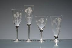 Nápojový set, Jakub Petr, zdroj: jakubpetr.com #glass #cup #goblet #czechdesign #design