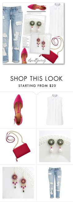"""""""LioraBJewelry"""" by amra-mak ❤ liked on Polyvore featuring Charlotte Russe, John Lewis, TravelSmith and LioraBJewelry"""