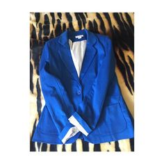 Blue blazer coat A nice blue blazer can be worn up or down. Only worn once. Cotton On Jackets & Coats Blazers