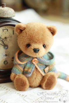 crochet teddy bear pattern Trains, Teddy Bears and abandoned places Teddy Bear Clothes, Teddy Bear Toys, Cute Teddy Bears, Teddy Bear Nursery, Teddy Ruxpin, Crochet Teddy Bear Pattern, Knitted Teddy Bear, Amigurumi Animals, Felt Animals