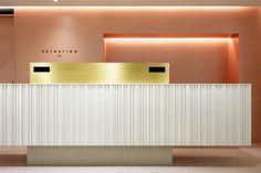 Coperate Design, Design Blog, Cafe Design, Lobby Interior, Retail Interior, Interior Architecture, Interior Design, Lobby Reception, Reception Design