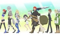 Loki, Bete, Aiz, Hestia, Bell, Lili, Welf, Eina, Syr, and Ryuu Is It Wrong To Pick Up Girls In A Dungeon?