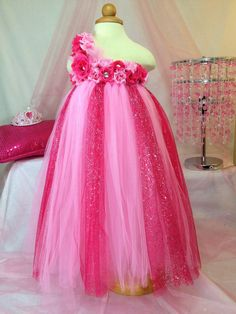 Tutu color ideas. Strawberry Shortcake
