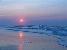 Cherry Grove Beach, North Myrtle Beach, S.C.  The perfect place for love!!!