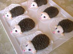 Image result for opossum cupcake