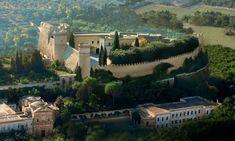 Castle of Oria.