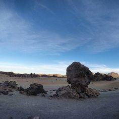 Martian landscape of Teide volcano . . . #travel #tenerife #teide #canarias #travelphotography