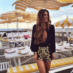 Negin Mirsalehi. Really love her blog
