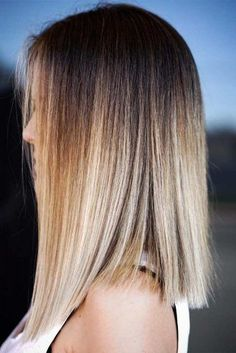 Straight Long Bob Hairstyles for Fast Perfect Look Picture 1