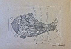Doodelfisch. Rosemarie