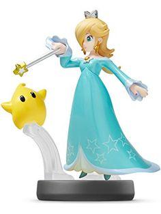 Rosalina & Luma amiibo (Super Smash Bros Series) ❤ Nintendo