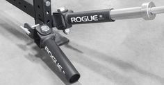 One of the most versatile additions to your Rogue arsenal, the Landmine will help build core rotational stability and peak power through a greater range of motion. Crossfit Equipment, Training Equipment, No Equipment Workout, Home Gym Garage, Basement Gym, Judo, Mma, Dream Gym, Half Rack