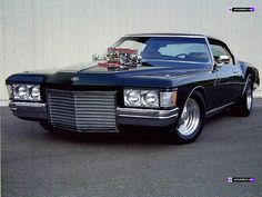 My next car. 73 Buick Riviera. SWEET American muscle   Flickr ...