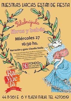 Libros y bebés | LITERARIAS | Por Gabriela Mariel Arias Cover, Invitations, Reading, Libros