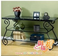 Exceptional Austin TV Stand In Black/Ash Veneer | TV Stand | Pinterest | Tv Stands, Ash  And Wrought Iron