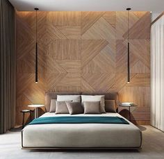 Get inspiration for your work in progress: a new hotel decor project! Find out the best bedroom lighting inspirations for your interior design project at luxxu.net