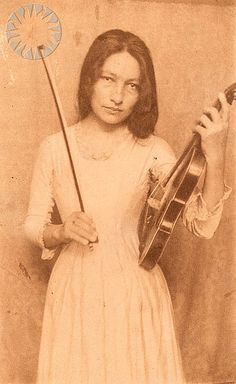 """hollabackboston: """" roses—and—rue: """" Zitkala-Ša, also known as Gertrude Simmons Bonnin, was the most amazing woman you've never heard of. A writer, editor, musician, teacher and political activist, she..."""