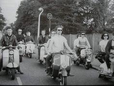 Mod Scooter, Lambretta Scooter, Scooter Girl, Vespa, Mod Girl, London Clubs, Rude Boy, Northern Soul, 60s Mod
