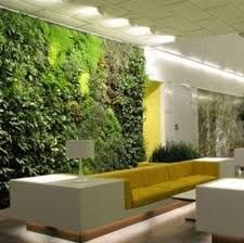 jardines verticales de interior - Buscar con Google