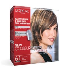 Master at home highlights with these tricks hair coloring hair couleur experte at home hair color highlights kit loreal paris pmusecretfo Images