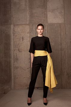 Designer Debut: Rosie Assoulin's Turns Up The Volume On Resort '14 #Refinery29