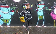 London: East End street art tour brings city to life - Telegraph