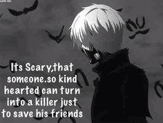 Away - Tokyo Ghoul ~ DarksideAnime Tokyo Ghoul Quotes, Ken Tokyo Ghoul, Manga Anime, Anime Art, Kaneki, Tokyo Ghoul Pictures, Anime Qoutes, Dark Anime, Anime Life
