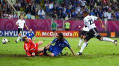 Giorgos Samaras (Greece) - Equaliser - Germany vs Greece 4-2 - Quarter Final