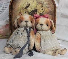 Сказки стареньких игрушек: Лолли и Бобби :)