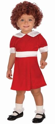 Little Orphan Annie Toddler Costume