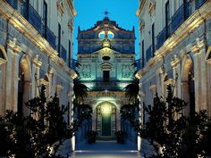 Siracusa province Sicily region Italy , Chiesa di S. Lucia alla Badia by Mattia Camellini